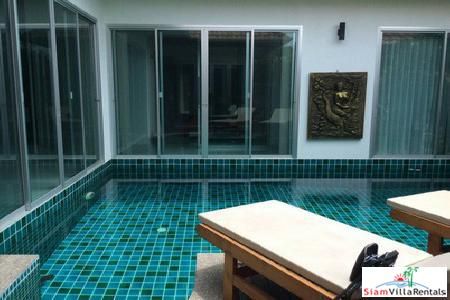 Three Bedroom Pool Villa for 3