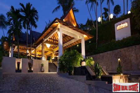 Villa Ayara | Villa The Difference – Four Bedroom with Sweeping Sea Views at Surin Beach