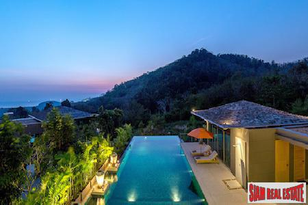 Exclusive Sea View Pool Villa for Sale in Layan, Phuket
