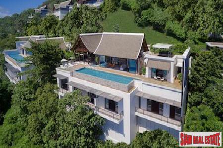 Outstanding Andaman Sea Views from this 5 bedroom Home, Nai Thon, Phuket, Nai Thon, Phuket