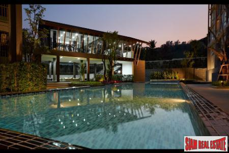 Newly Built Condominium for sale in the Chiang Mai City Area.