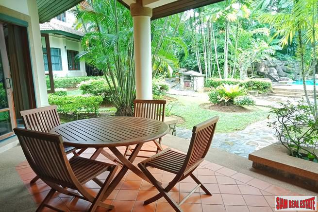 Tropical Three Bedroom Town Home 18