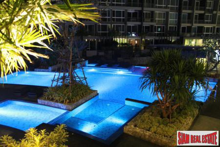 Best value 2 bedroom condo, modern and secure, 2 min walk to shops, central Pattaya