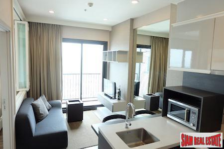 Beautiful City Views from this One Bedrrom Condo for Sale at Wyn Sukhumvit