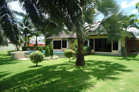 Beautiful Villa with Small Bungalow 4