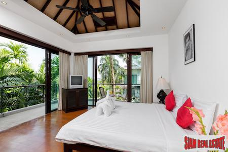 Sensitive Hill | Unique Two Bedroom, Two Bath Condo in Quiet Kathu, Phuket