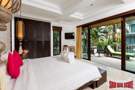 Garden Views from this Two Bedroom, Two Bath Condo in Kathu, Phuket