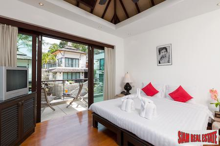 Tropical Garden Views from this Two Bedroom, Two Bath Condo in Kathu, Phuket