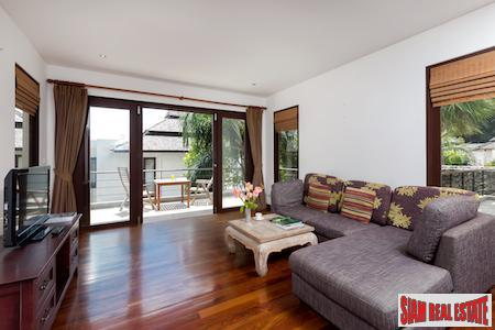 Spacious and Tropical Three Bedroom Condo in Kathu, Phuket