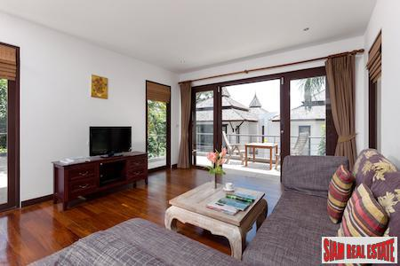 Sensitive Hill | Luxury Living in this Three Bedroom Tropical Condo, Kathu, Phuket