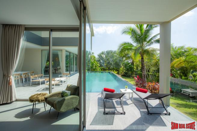 Luxurious Villas in a Private 12