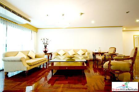 One of the Largest Penthouse Units in Bangkok for Rent at Sukhumvit 20