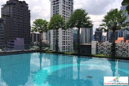 Q Langsuan | Luxury Three Bedroom Condo for Rent