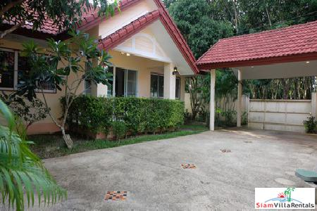 Conveniently Located Three Bedroom Home for Rent in Thalang, Thalang, Phuket