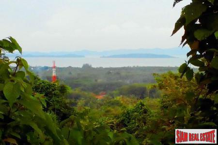 Land For Sale in Yamu Hills with Amazing Views & Chanote Title