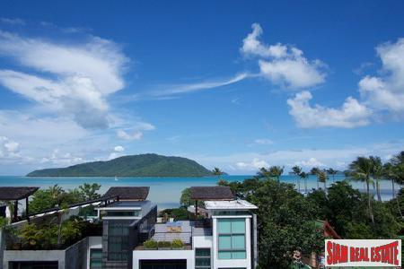 Sweeping Bay Views from this Contemporary Home For Sale in Rawai, Rawai, Phuket