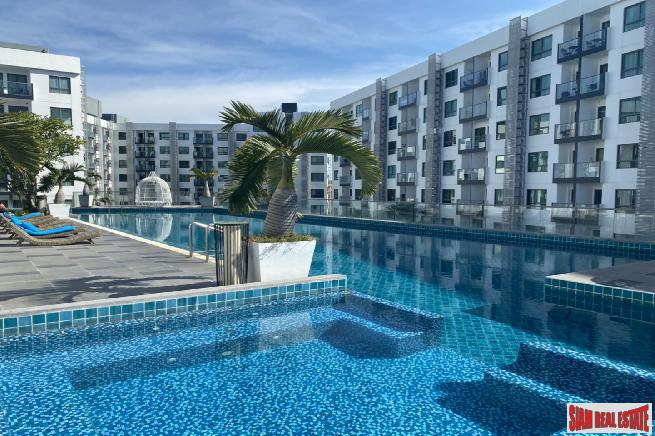 New Luxury Pattaya Premium Inner City Resort Style Condo