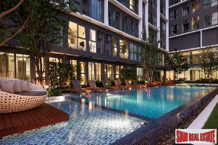 Ideo Mobi Sukhumvit | Duplex One Bed Condo for Sale