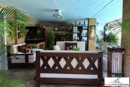 Convenient and Secure Home for Rent near Chalong Circle, Phuket