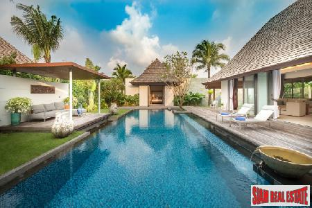 Anchan Lagoon | New Luxury Pool Villa in Exclusive Area of Phuket