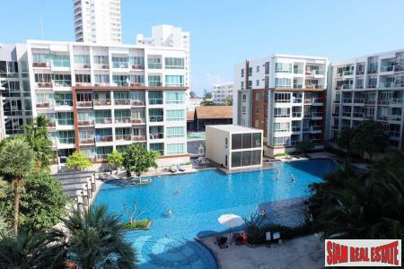 Large Pool View Condo Near the Beach in Hua Hin