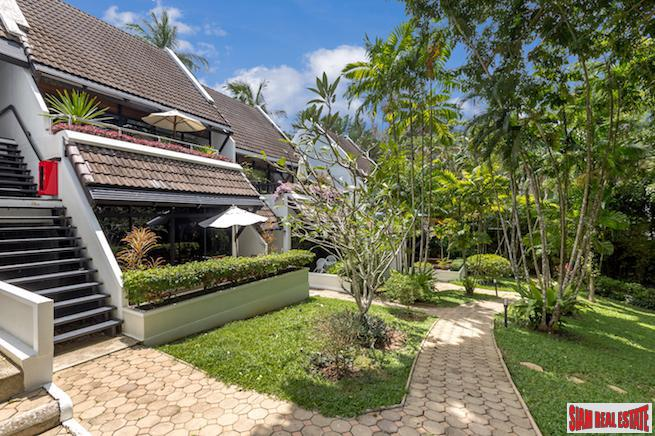 Two Bedroom Duplex in Resort Estate on Kamala Beach, Phuket