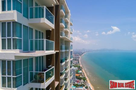 Absolute Beachfront Luxury Condominium in 17