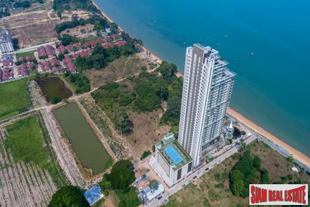 Unique Luxury Beachfront Condominium with 8 percent Rental Guarantee for 3 Years