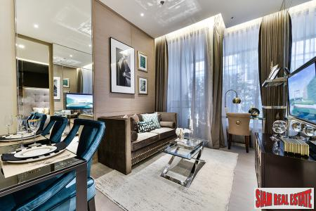 Luxury City View Condos in the Heart of Bangkok at Asok - The Esse Asoke