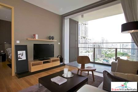 One Bedroom Apartment for Rent with Fantastic Views of Sukhumvit, Bangkok