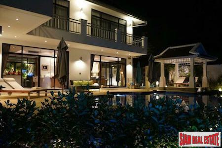 Private Pool Villa in a Quiet Neighborhood near Loch Palm Golf Course, Kathu