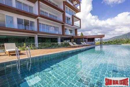 New Luxury Two Bedroom Condominium within Walking Distance to Kata Beach