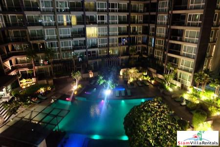 Best value 1 bedroom condo, modern and secure, 1 min walk to Mall, central Pattaya