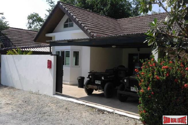 Charming Three Bedroom Pool Villa for Sale in Chalong