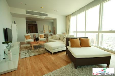 Luxury 3 + 1 Bed Fully Furnished Condo for Rent at Millennium Residences