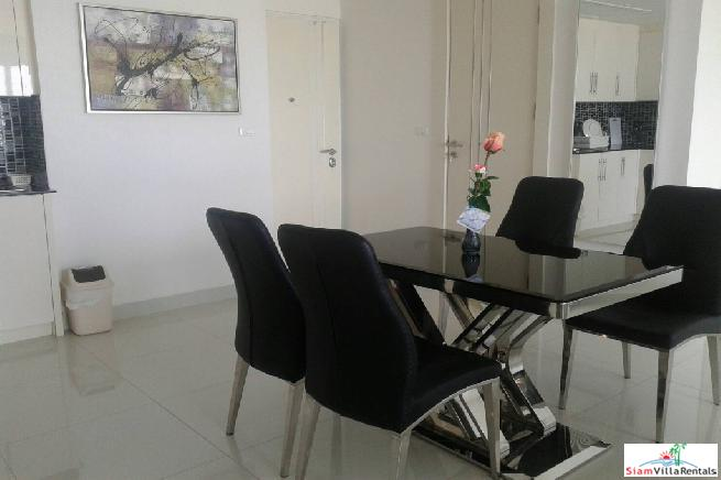 Luxurious Large 3 Beds Condo for Rent On Pratumnak Hills Pattaya Very near Cosy Beach