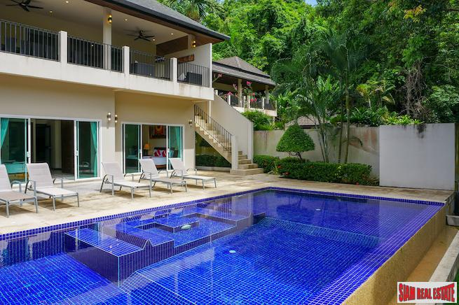 Exclusive Pool Villa- Ivory Villa -  7 Bedrooms & 7 Baths in  Nai Harn, Phuket