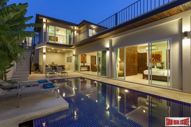 Private and Sophisticated Pool Villa - Topaz Villa -  in Nai Harn, Phuket