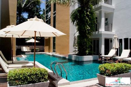 Two Bedroom Pool View Apartment for Rent in Patong, Phuket, Patong, Phuket