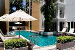 Two Bedroom Pool View Apartment for Rent in Patong, Phuket