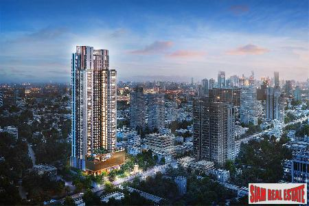 Hot New Investment and Lifestyle Condo at the Trendy area of Ekkamai