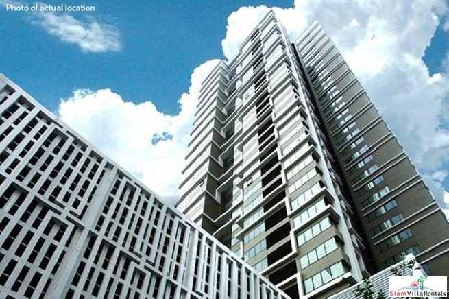 Brand New Penthouse on Sukhumvit 24. 3bed/4bath at The Emporio Place