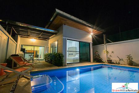 Tropical 3 Bedroom Villa Near Chalong Circle, Phuket