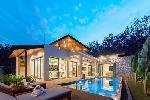 New Deluxe Pool Villa Development Being Offered near Laguna, Phuket