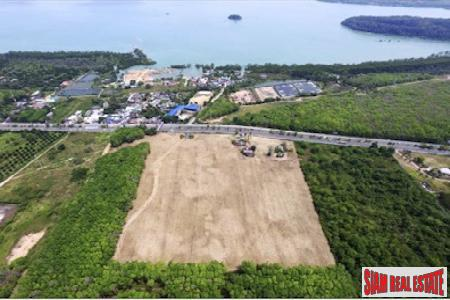 Exceptional Land For Sale Near the Phuket Airport, Mai Khao