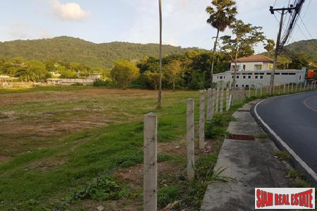 Land for Sale in a Very Desirable Area of Nai Harn, Southern Phuket