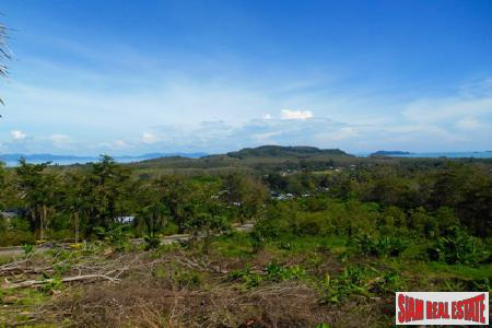 Land Available in A Desirable Area of Yamu Hill, Phuket