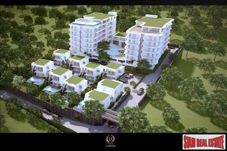New Deluxe Condominium Development in Nai Harn, Phuket