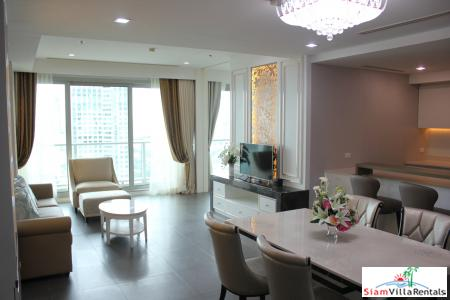 Condo for Rent 138 sqm The River by Raimon Land (Charoen Nakhon 13 Road), Silom, Bangkok