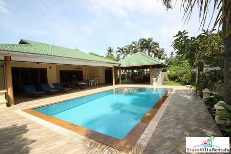 Modern and Private 3-Bedrrom Pool Villa for rent in Rawai, Phuket, Rawai, Phuket